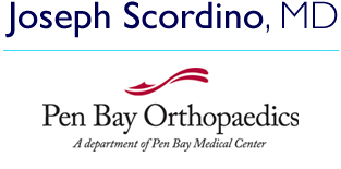 Joseph Scordino, MD | Pen Bay Orthopaedics
